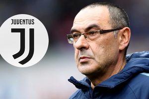 Juventus sẽ giải cứu HLV Sarri nếu Chelsea sa thải