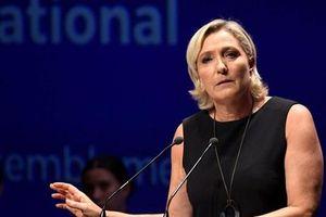 Lãnh đạo cực hữu Le Pen ở Pháp bị buộc tội sử dụng ngân quỹ trái phép