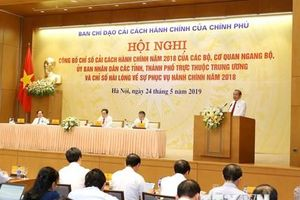 Quảng Ninh và Ngân hàng Nhà nước dẫn đầu xếp hạng cải cách hành chính