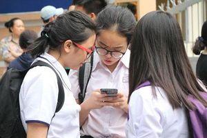 TPHCM công bố 135 địa điểm thi vào lớp 10