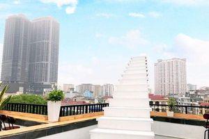 Không kém cạnh Đà Lạt, Hà Nội cũng đã xuất hiện 'nấc thang lên thiên đường' cực chất