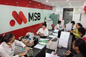 DATC chào bán cổ phần ngân hàng MSB