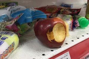 Chuyện đau lòng ở Auchan!