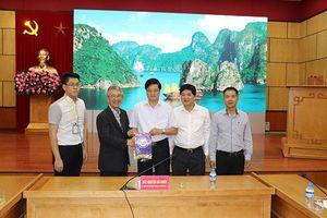Đoàn chuyên gia thủy sản Đài Loan tìm hiểu cơ hội đầu tư tại Cẩm Phả - Quảng Ninh