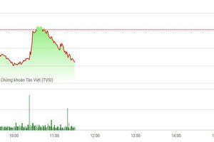Chứng khoán sáng 24/5: VNM, SAB co kéo nhịp nhàng, VN-Index bớt xấu