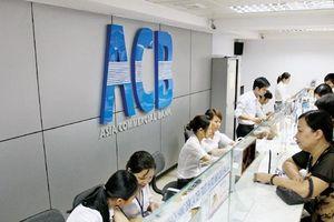 ACB dự kiến thu về khoảng 100 tỷ nhờ bán hơn 6 triệu cổ phiếu quỹ