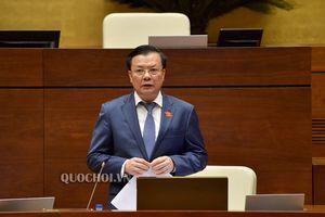 Quốc hội thảo luận về dự án Luật Quản lý thuế (sửa đổi)