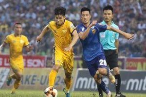 Nam Định 2-0 Hà Nội: Địa chấn tại Thiên Trường