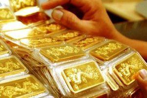 Giá vàng đảo chiều tăng phi mã
