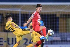 Viettel 2-0 Hải Phòng: 2 thẻ đỏ & niềm vui cho Viettel