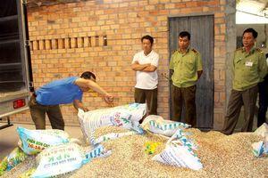 Xử lý 27 tổ chức, cá nhân vi phạm trong lĩnh vực nông nghiệp