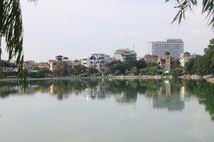 Người dân đề nghị nhân rộng việc sử dụng chế phẩm làm sạch nước hồ