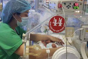 Sức khỏe của bé sinh ra từ người mẹ bị ung thư vú tiến triển tốt