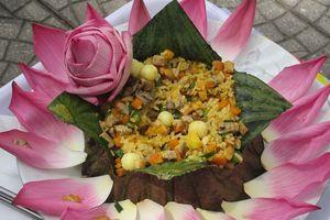 Món chay thanh tịnh xứ Huế mùa Phật đản