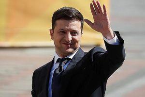 Tổng thống Ukraine bổ nhiệm hàng loạt bạn bè trong làng giải trí vào chính phủ