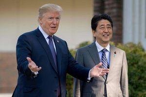 Chính sách châu Á bên bờ sụp đổ, ông Trump tìm về 'bạn cũ' Abe