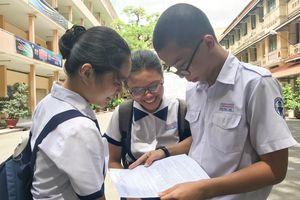 Đề thi Toán vào lớp 10 trường Phổ thông Năng khiếu TP.HCM