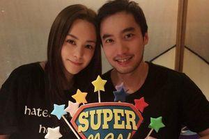 Chung Hân Đồng hạnh phúc bên chồng giữa ồn ào hôn nhân rạn nứt
