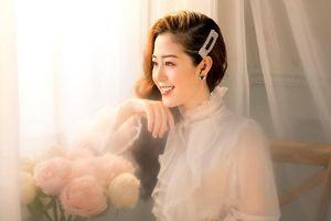 'Hot girl thời tiết' Quảng Ninh lần đầu đóng MV