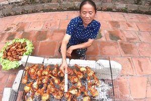 'Bà Tân Vlog' và các kênh nông dân hướng dẫn nấu ăn bùng nổ trên mạng