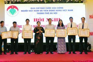 Cuộc vận động 'Người Việt Nam ưu tiên dùng hàng Việt Nam': Các cấp ủy không được 'bỏ quên' cuộc vận động