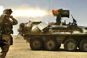 Mỹ chế vũ khí siêu dị, khai hỏa bằng ý nghĩ của binh sĩ