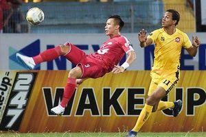 Hà Nội FC thua sốc, Viettel thắng thuyết phục