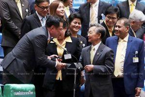 Thái-lan bầu Chủ tịch Hạ viện