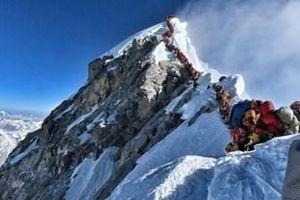 Thêm 1 người tử vong khi chinh phục Everest