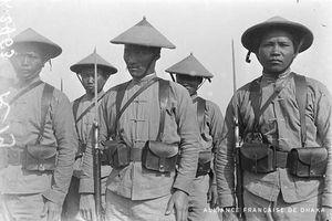 Vì sao người Việt xuất hiện ở chiến trường châu Âu 1917?