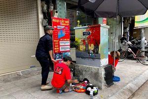 Nhiều bốt điện tại Hà Nội được khoác 'áo mới'