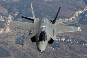 Mỹ triển khai phi đội chiến đấu cơ F-35A tới Italy