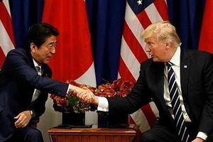 Mỹ - Nhật Bản: Hướng tới tăng cường quan hệ hợp tác song phương