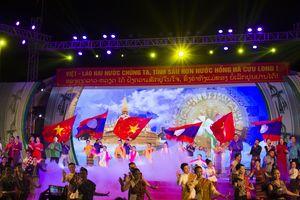 Độc đáo bản sắc văn hóa các dân tộc vùng biên giới Việt - Lào