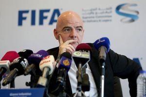 Chủ tịch FIFA mất điểm trầm trọng trước cuộc bầu cử