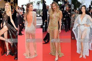 Cannes ngày 11: Xuất hiện loạt 'đối thủ' của Ngọc Trinh, có cả thảm họa thẩm mỹ