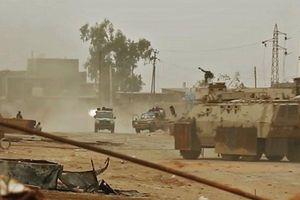 Thủ đô của Libya bị không kích dữ dội trong đêm