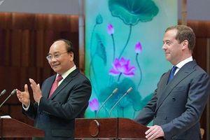 Nga và Việt Nam hợp tác với nhau trên cơ sở bình đẳng