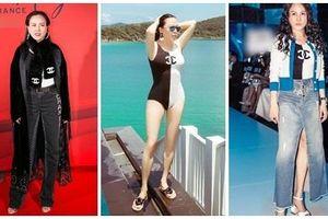 Diện đi diện lại một chiếc áo tắm từ du lịch đến thảm đỏ, không hiểu sao Phượng Chanel vẫn SAI QUÁ SAI trong cách phối đồ