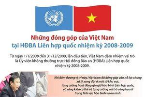 Những đóng góp của Việt Nam tại HĐBA Liên hợp quốc