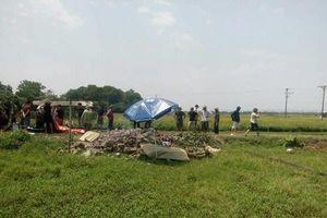 Hà Nội: Phát hiện thi thể người phụ nữ ngoài bãi rác đang trong quá trình phân hủy