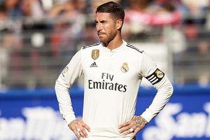 Sergio Ramos xem xét khả năng rời Real Madrid