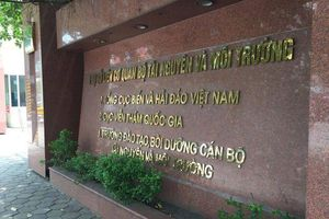 Hai cán bộ Tổng cục Biển và Hải đảo Việt Nam bị tố nhận 12 tỷ 'chạy' dự án