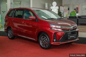Ảnh chi tiết Toyota Avanza 2019 giá rẻ, sắp về Việt Nam