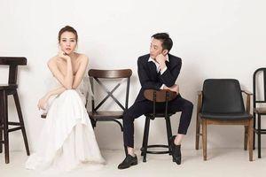 Đàm Thu Trang tung ảnh cưới đẹp mê hồn, chính thức ấn định ngày cưới?