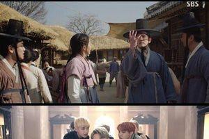 4 lần Jimin (BTS) được gọi tên trong phim truyền hình Hàn Quốc