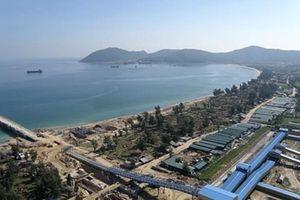 'Quy hoạch các khu kinh tế ven biển còn mang tính cục bộ'