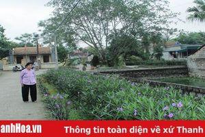 Xã Đồng Tiến xây dựng nông thôn mới nâng cao
