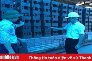 Công ty CP Vật liệu xây dựng Bỉm Sơn doanh thu 4 tháng đạt 35 tỷ đồng