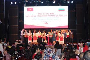 Kỷ niệm Ngày Văn hóa giáo dục Bulgaria và chữ viết Slavơ